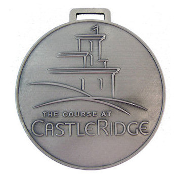 The Course at Castleridge Golf Bag Tag