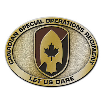 Canadian Special Operations Regiment - Let Us Dare