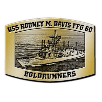 USS Rodney M. Davis FFG 60 - Boldrunners - guided-missile destroyer
