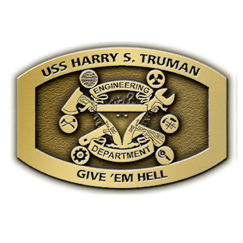 USS Harry S. Truman - Engineering Department