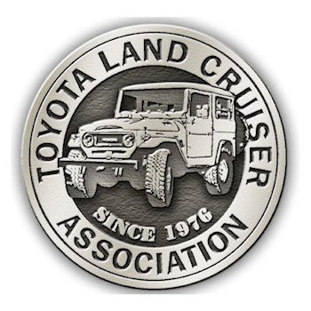 Round belt buckle with jeep