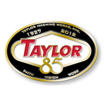 Commeorative Taylor Machine Works, Inc. - 85 Years of Faith Vision and Work