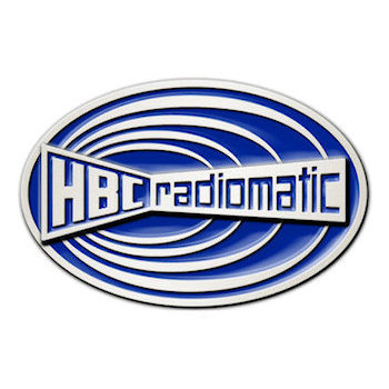 HBC radiomatic - high-quality radio systems corporate belt buckle