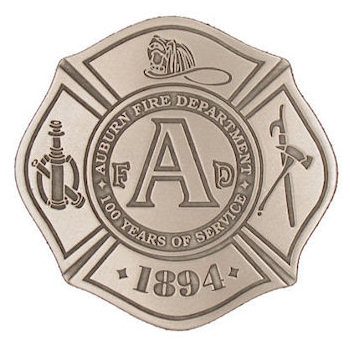 Auburn Fire Department - 100 Years of Service