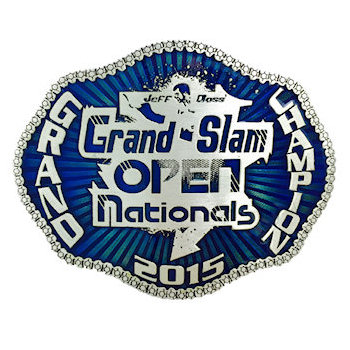 Grand Slam Open Nationals - Grand Champion 2015