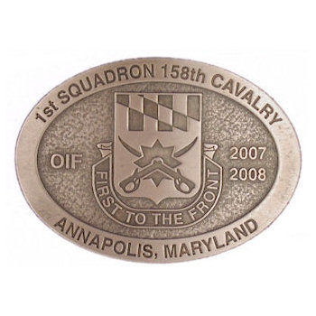 1st Squadron, 158th Cavalry - Annapolis, Maryland