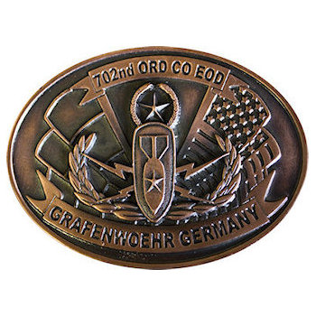 702nd ORD CO EOD - Stationed in Germany