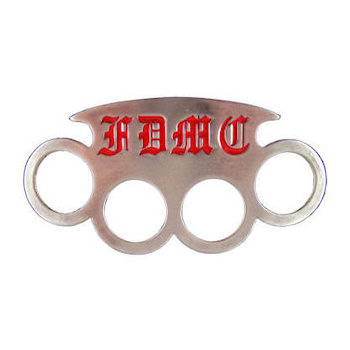 Knuckle Motorcycle Club belt buckle