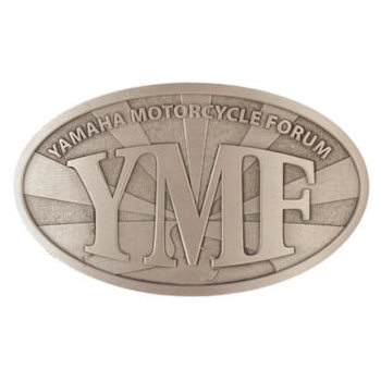 Motorcycle Community belt buckle