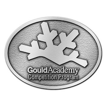 Gould Academy Competition Program Belt Buckle