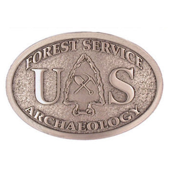 Forestry belt buckle