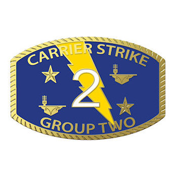 Carrier Strike - Group Two - U.S. Navy carrier strike group