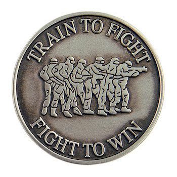 Train to Fight Fight to Win