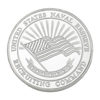 United States Naval Reserve Recruiting Command Coin