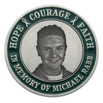 In Memory of Michael Rabb - Hope and Courage and Faith