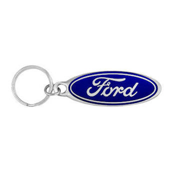 Car Dealership Ford Key Tag