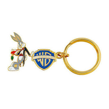 Warner Bros. Bugs Bunny key tag
