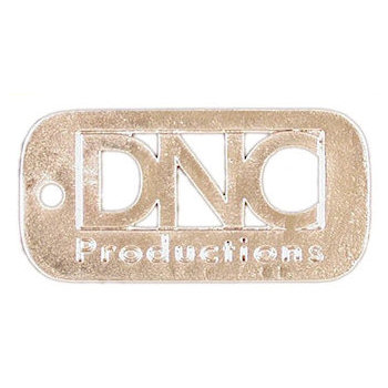 DNC Productions productions and promotions key tag