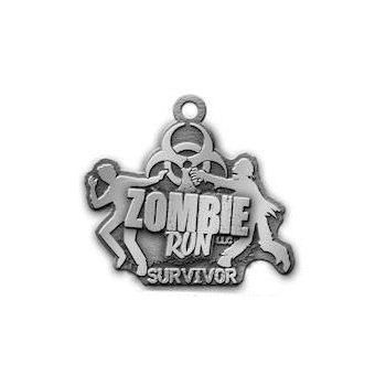 Zombie Run Medal - Survivor