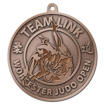 Team Link Judo Open Medal