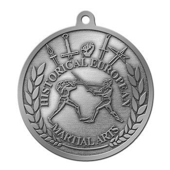 Historical European Martial Arts Medal