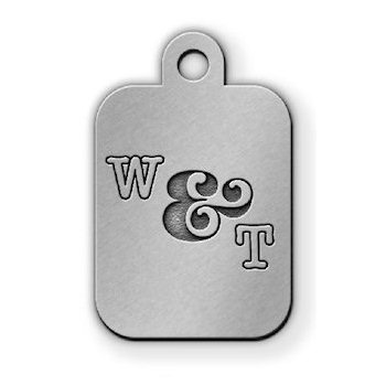 W&T Wedding Medals