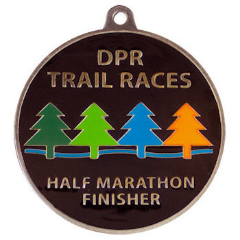 Trail Race Medals