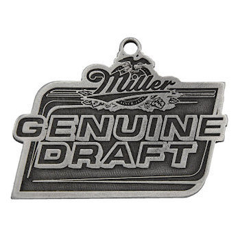 Genuine Draft Cast Medal