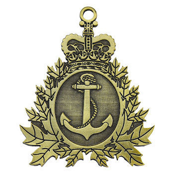 Navy Medal/Key Tag