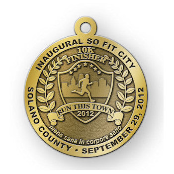 Inaugural SO Fit City - Run This Town