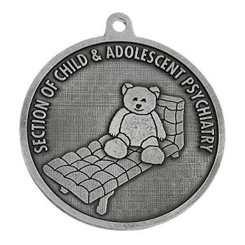 Teddy Bear on a Couch - Section of Child and Adolescent Psychiatry