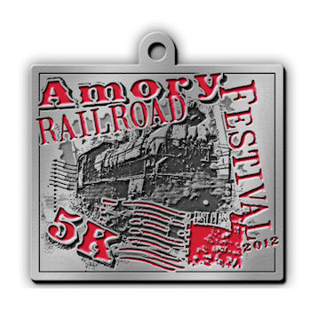 Amory Railroad Festival - 5K Run