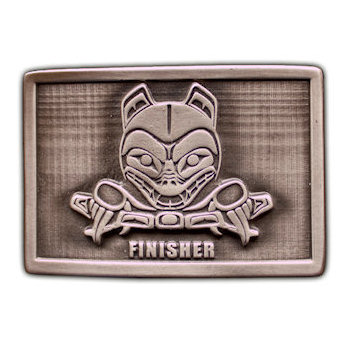 Finisher Medal/Buckle