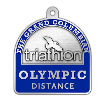 The Grand Columbian Triathlon Olympic distance