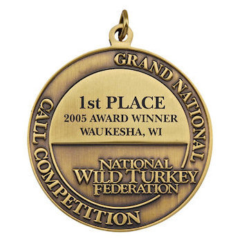 National Wild Turkey Federation - Grand National - Call Competition