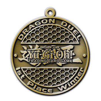 1sr Place Winner - Dragon Duel - Trading Card Game