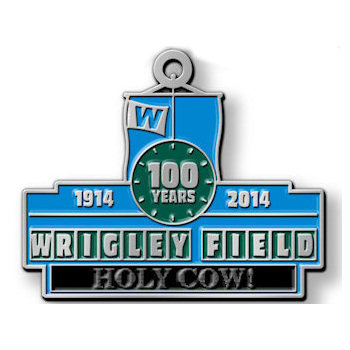 Wrigley Field - Holy cow - 100 Years