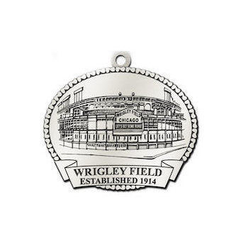 Wrigley Field Baseball Stadium - established 1914