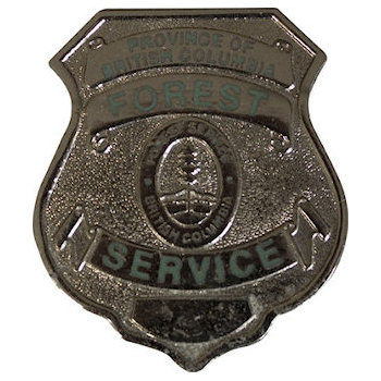 Forest Service Badge