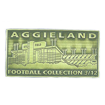 Aggieland - Football Collection 3/12
