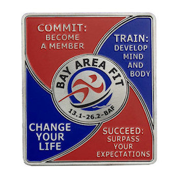 Bay Area Fit - Change Your Life - Train - Committ