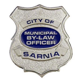 City of Sarnia - Municipal By-Law Officer
