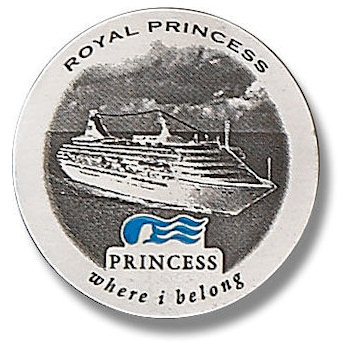 Royal Princess Cruiseline - where i belong