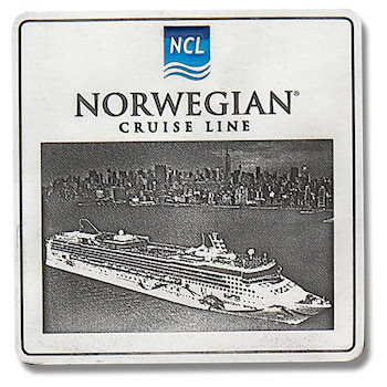 Norwegian Cruise Line with Cruise ship