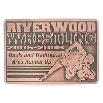Riverwood Wrestling - 2005-2006 Duals and Traditional Area Runner-Up