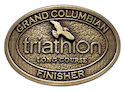 Custom Triathlon Buckle