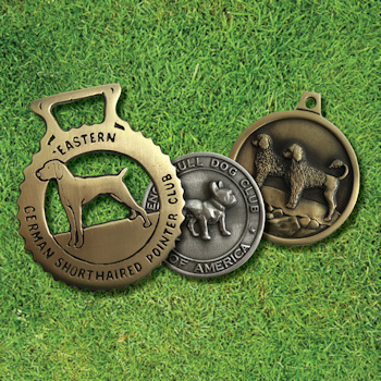 Learn More & See Photos of our Custom Dog Breed, Clubs and Awards