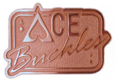Bright Copper Plating Finish with Satin