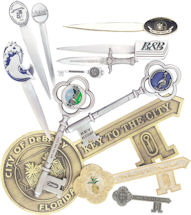 Custom Made Letter Openers & Keys to the City