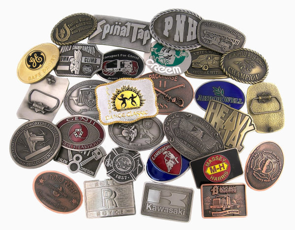 Over 440,000 Custom Buckles Made!  Is Your Design Next?